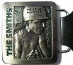 THE SMITHS Belt Buckle + display stand